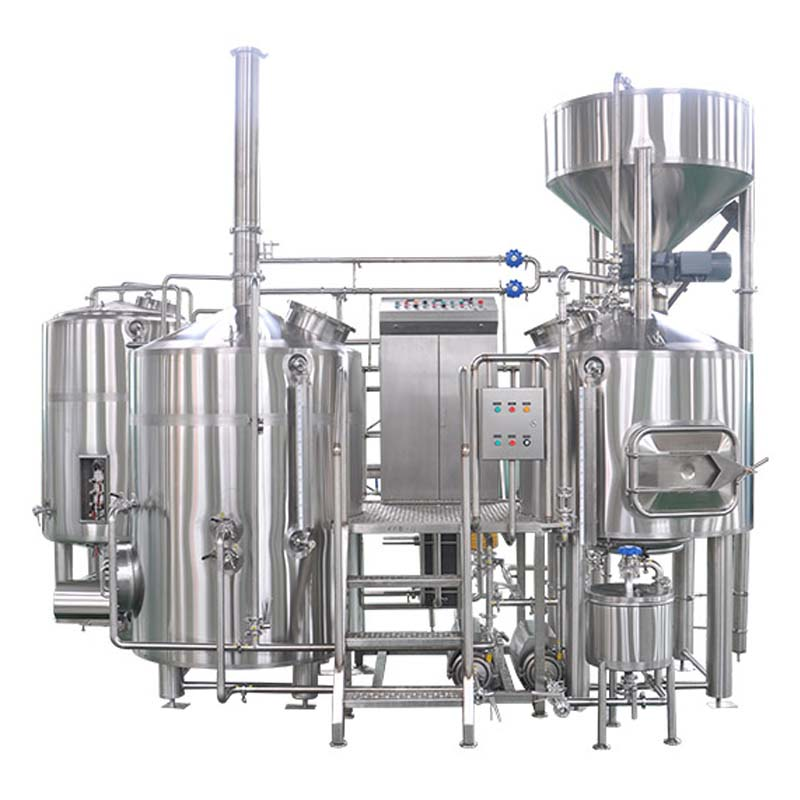 Two Vessels Brewhouse System